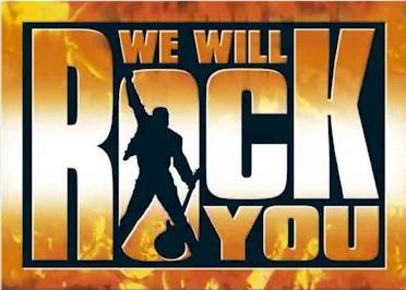 Queen Musical We will rock you