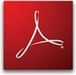 Adobe Reader logo (75 pix)