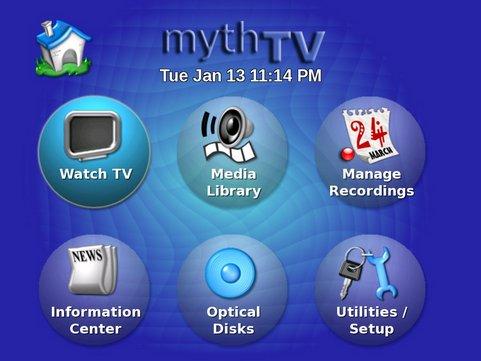 MythTV screenshot (481 pix)