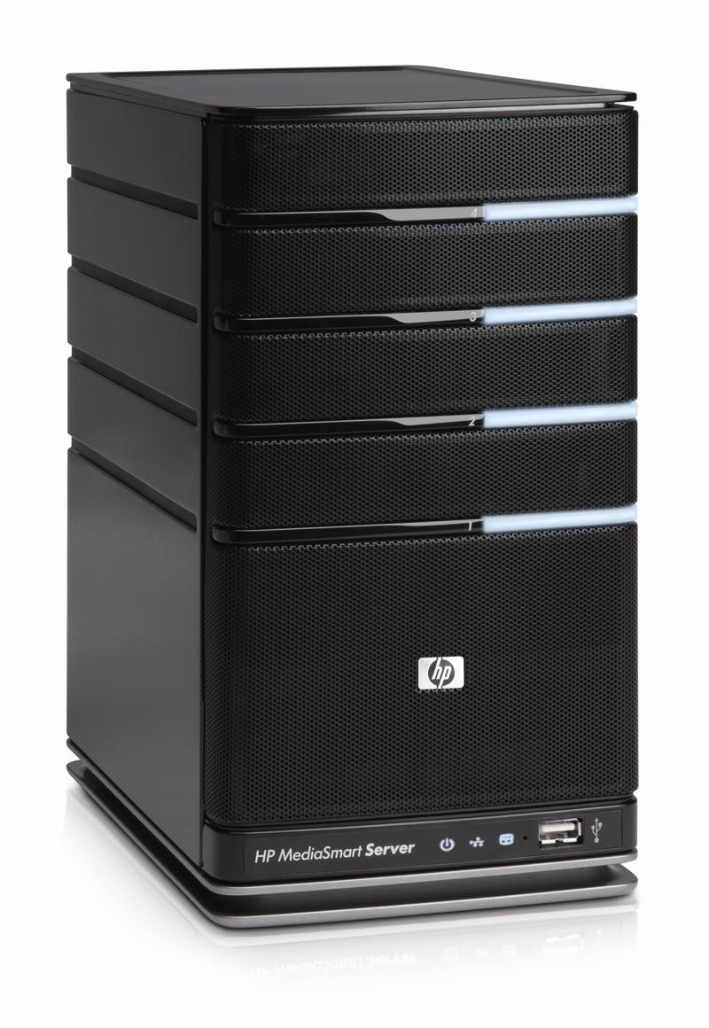 HP MediaSmart Server EX470 review - Engadget