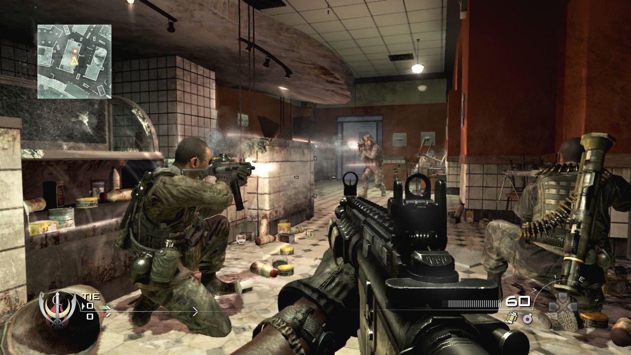 Modern Warfare 2 geen verbinding maken met matchmaking server