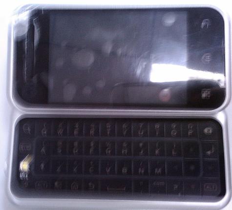 Opgedoken plaatje Motorola Motus