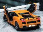 Een GT540: niet van LG, maar van Lamborghini