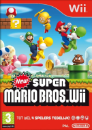 Box New Super Mario Bros Wii
