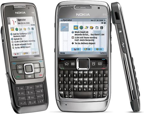 Nokia E66 & E71