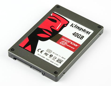 Kingston SSDNow V 40GB