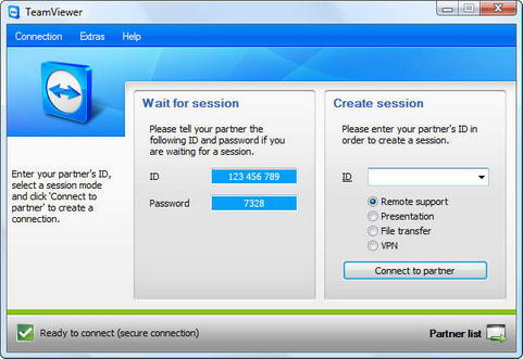 TeamViewer screenshot (481 pix)