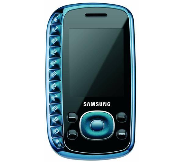 Samsung B3310 Blauw - Specificaties