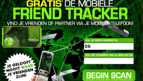 Friend Tracker
