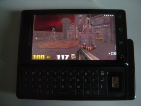 Tweaker port Quake 3 naar Android: Kwaak3