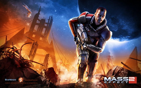 Mass Effect 2 screenshot (481 pix)