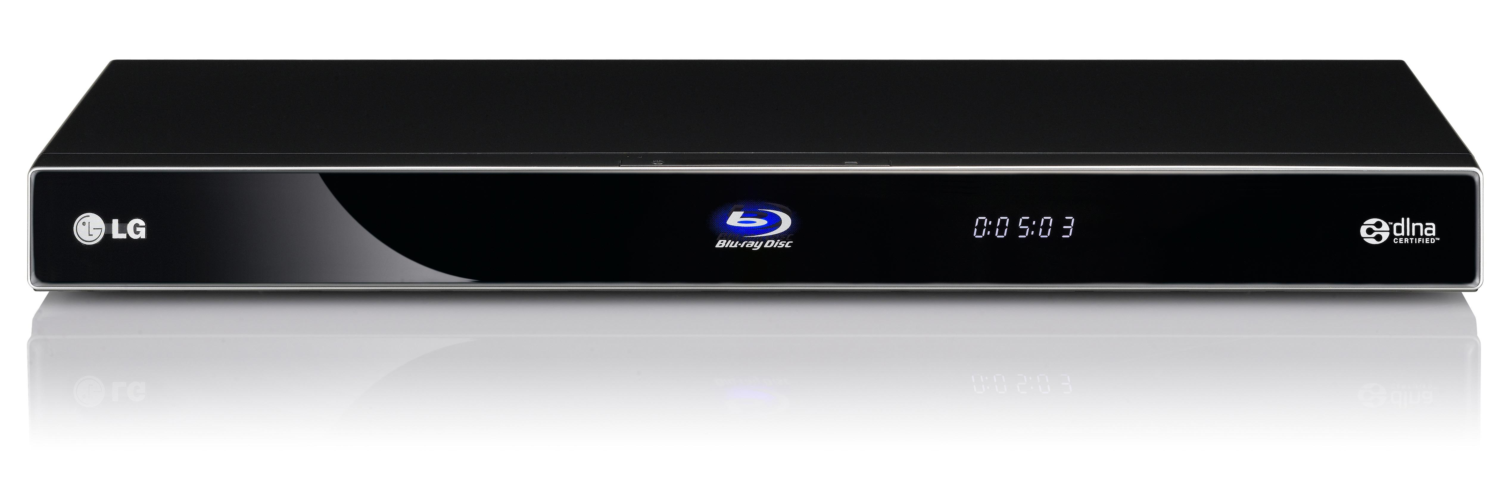 lg blu ray player manual bd550