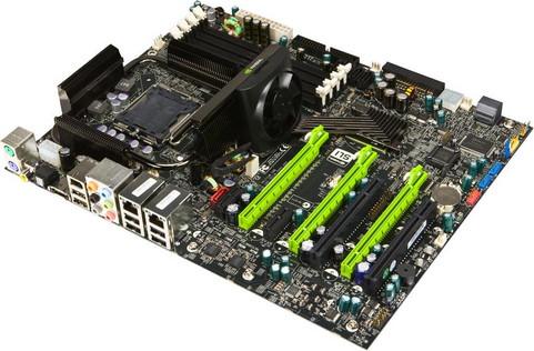 nVidia nForce 790i Ultra SLI