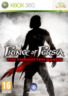 Box Prince of Persia The Forgotten Sands