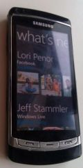Samsung i8910 HD / Windows Phone 7
