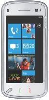 Mockup: Nokia N97 met WP7