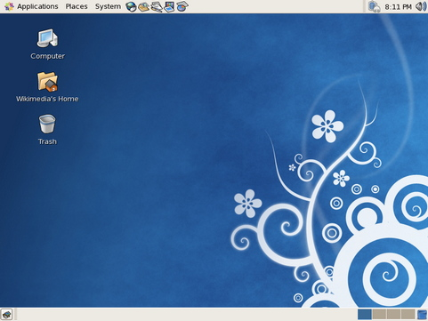 CentOS screenshot (481 pix)