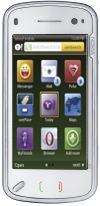 Mockup: Nokia N97 met Yahoo Mobile
