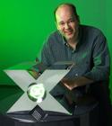 Microsofts J Allard ten tijde van de introductie van de Xbox