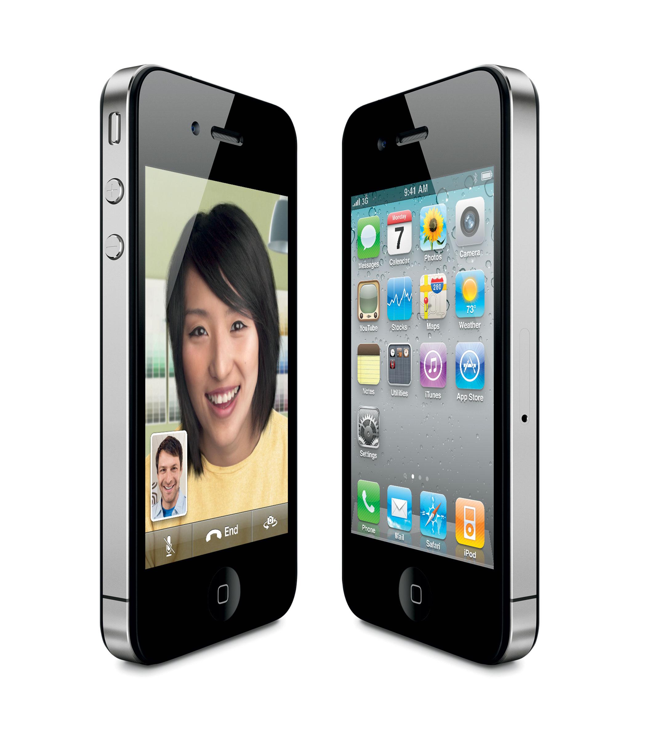 KPN gaat iPhone 4 nie...