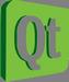 Qt logo (75 pix)