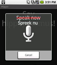 Spraakbesturing