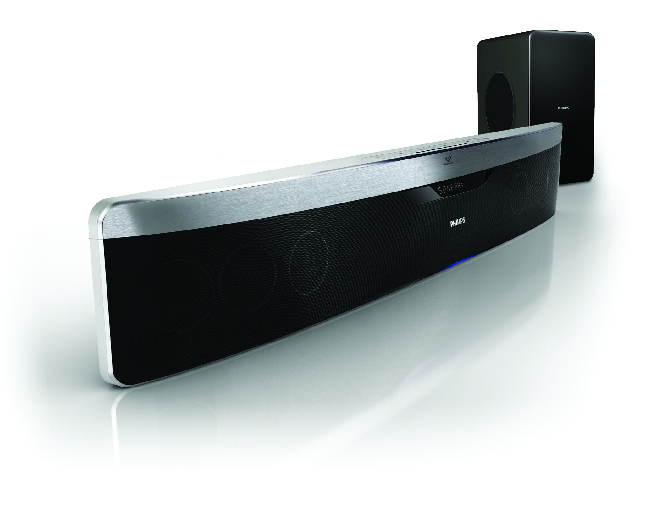 Philips soundbar 1 1 hts9140 prijzen tweakers - Meuble tv samsung avec accroche barre de son ...