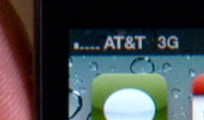 Bereik iPhone 4