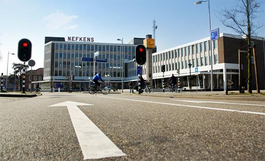 Nefkens-gebouw Amersfoort