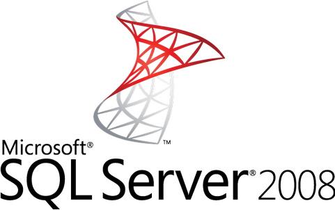 Microsoft SQL Server 2008 logo (481 pix)