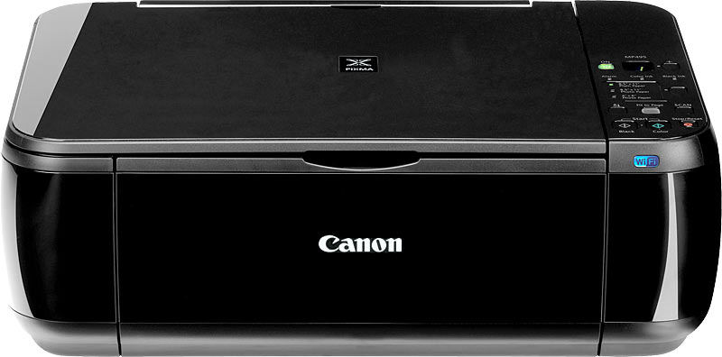 how to connect canon mp495 to wifi