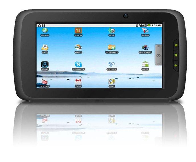 point of view brengt 7 en 10 tablets met android uit. Black Bedroom Furniture Sets. Home Design Ideas