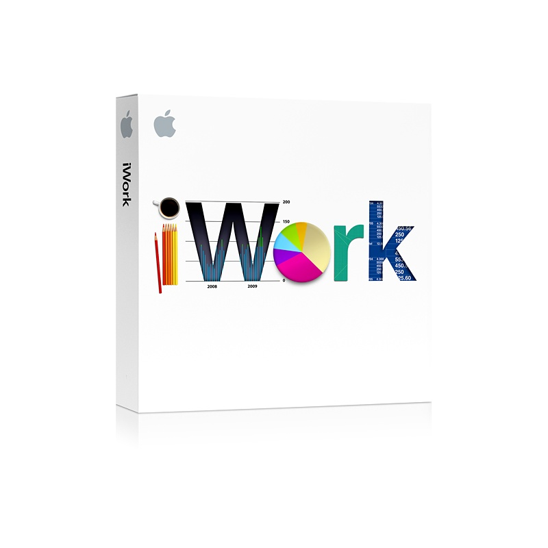 Software-update: Apple iWork '09 trial - Computer