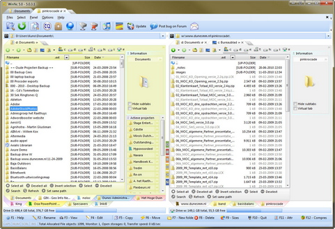 WinNc 5 screenshot