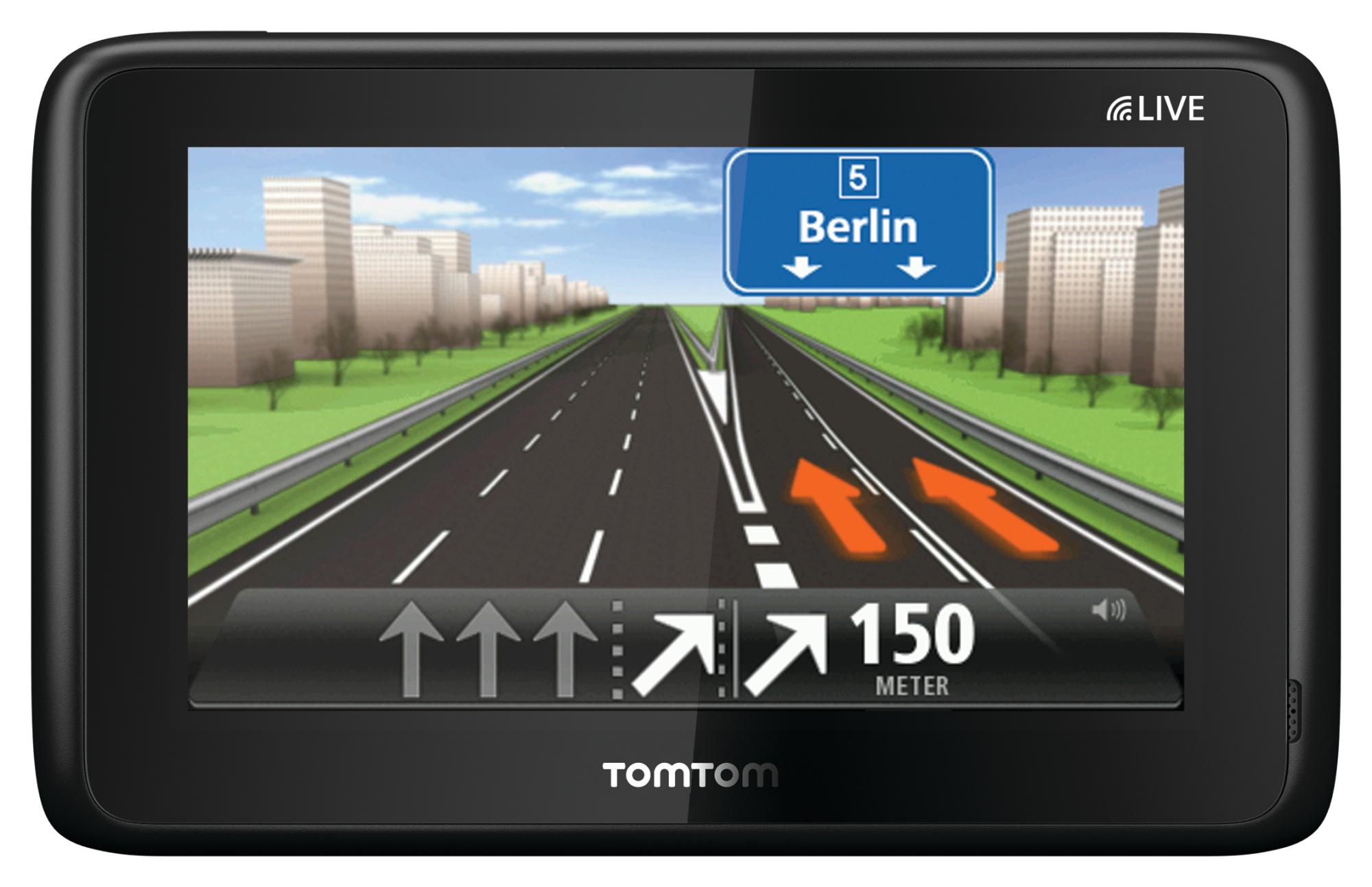 Nieuw TomTom GO LIVE 1005 (europa) - Prijzen - Tweakers DG-46