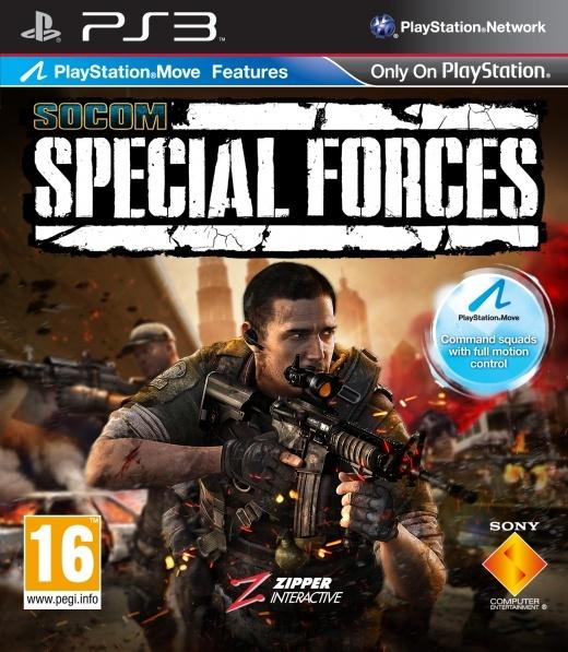 Socom Special Forces, PlayStation 3