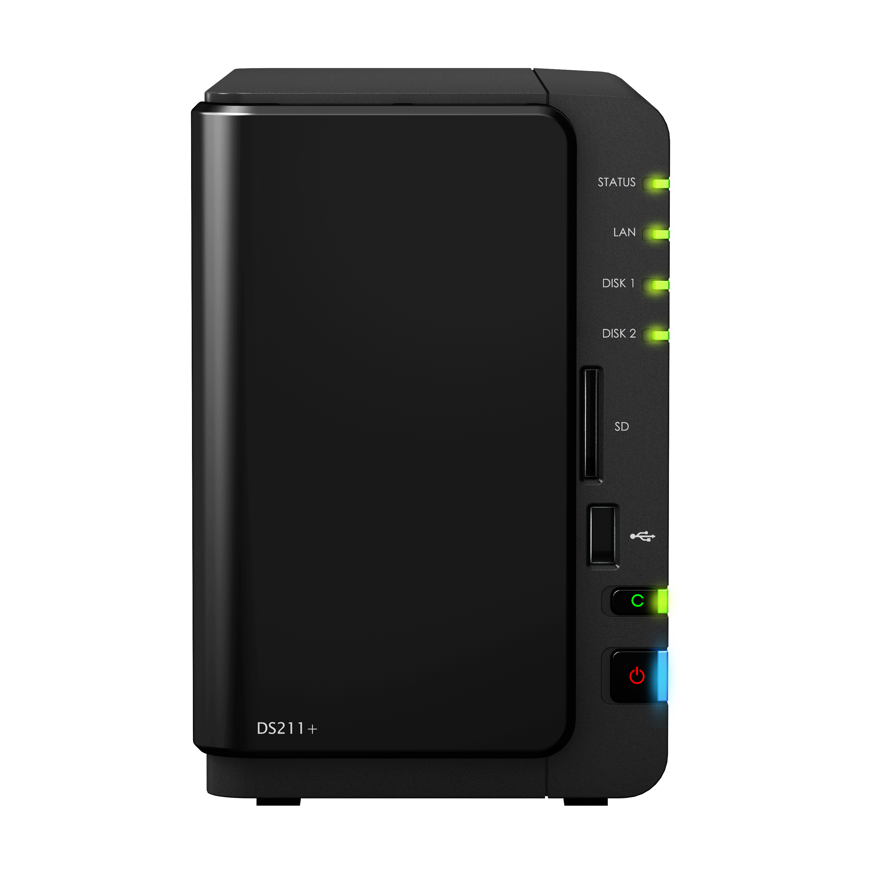 Synology DS211Plus 64Bit
