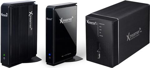 Xtreamer SideWinder, Xtreamer & Xtreamer Pro