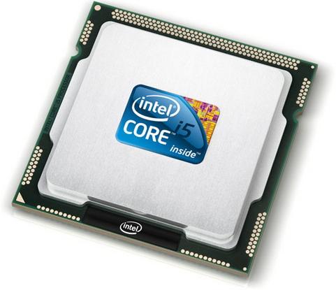 Intel Core i5 Closed badge