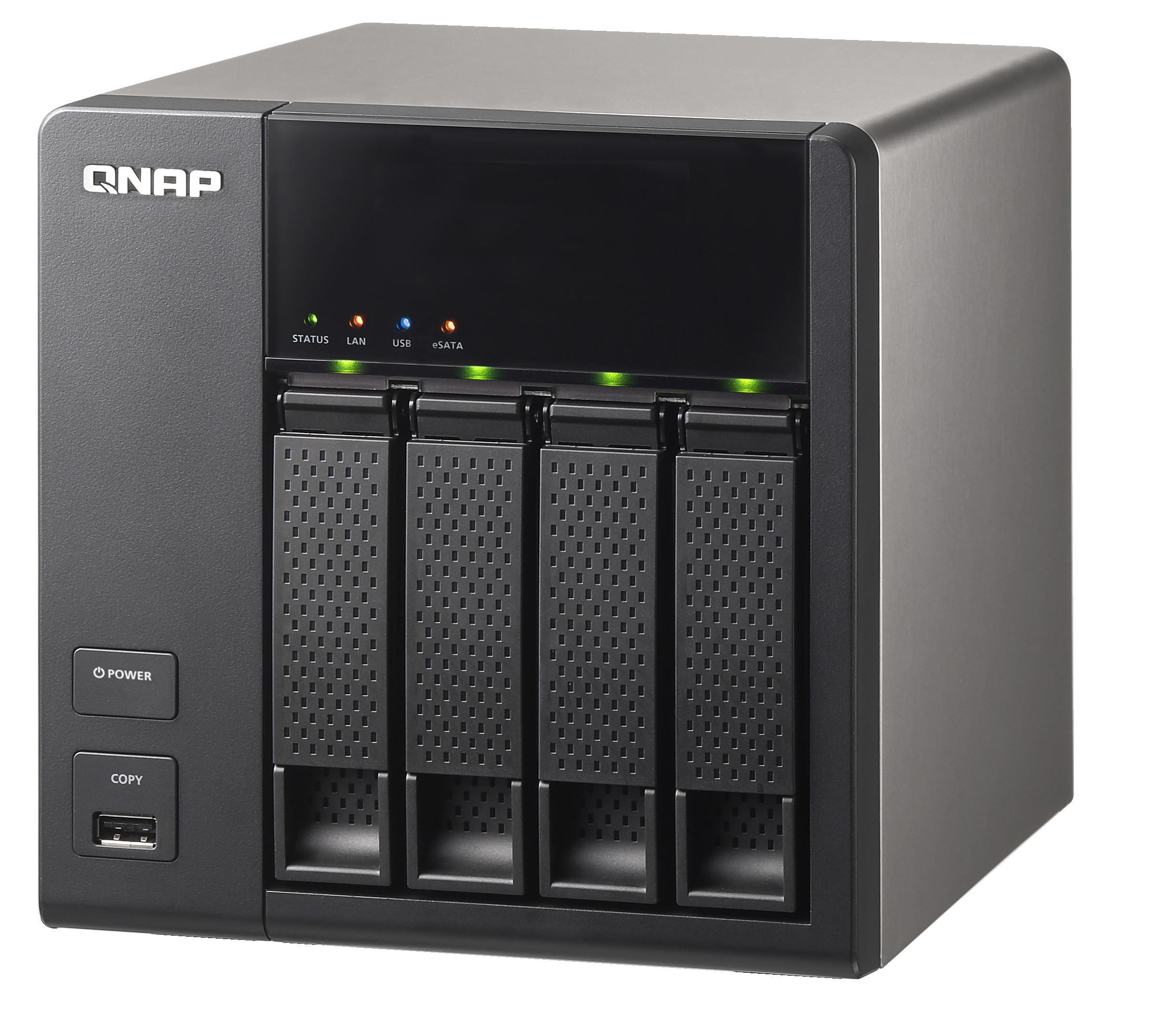 QNAP TS-412 - Prijzen - Tweakers