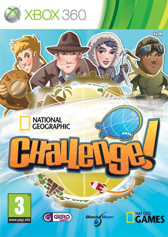 National Geographic Challenge, Xbox 360