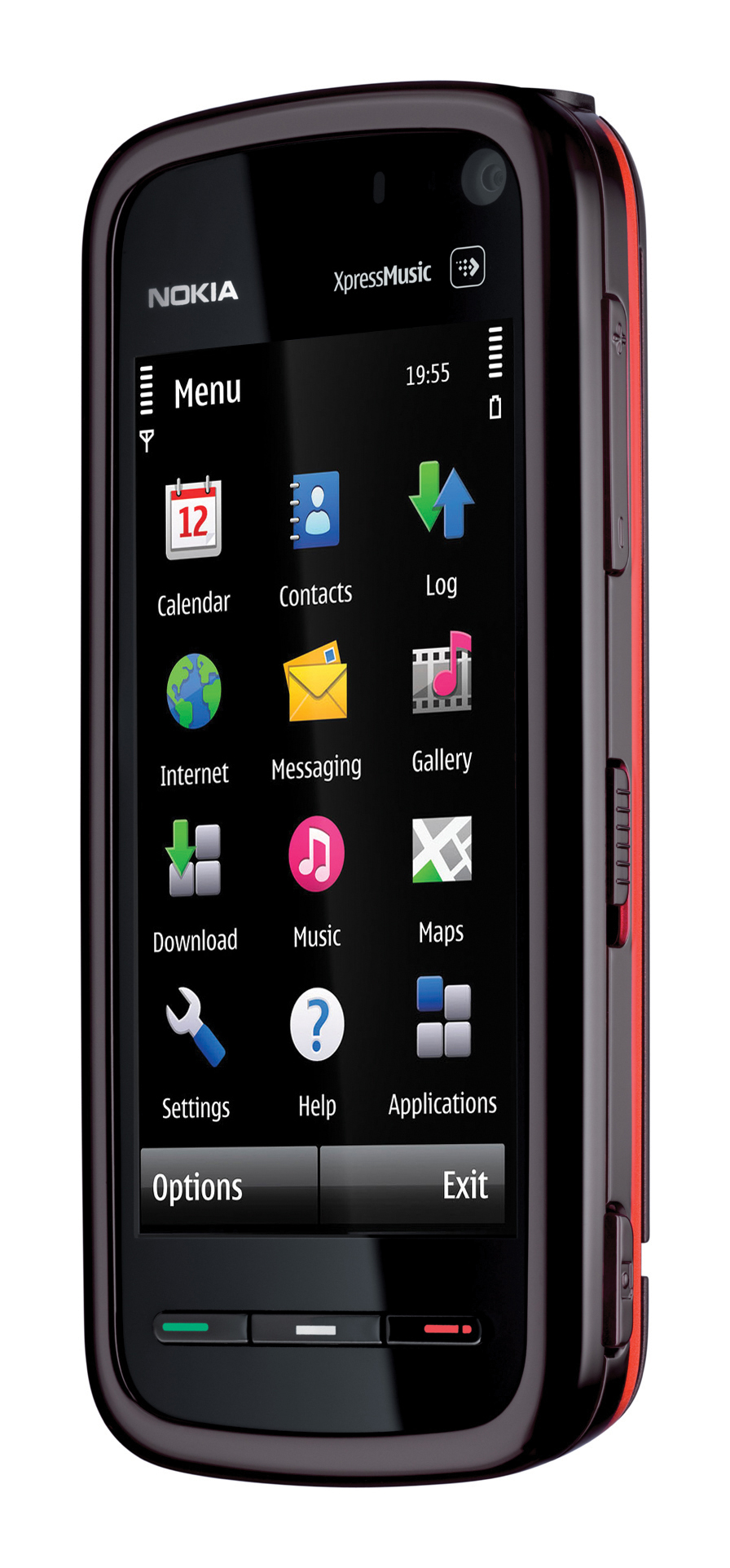 Nokia Touch Screen Phones