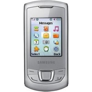 Samsung E2550 Zilver Telfort Prepaid