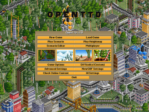OpenTTD 1.1.0 screenshot (481 pix)
