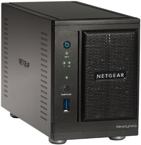 Netgear ReadyNAS Ultra 2/Plus