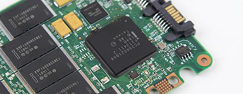 Intel SSD 320 300GB controller