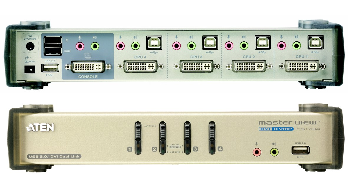 KVM, Professional AV, Power Distribution Unit ... - ATEN