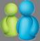 Microsoft Messenger for Mac logo (60 pix)