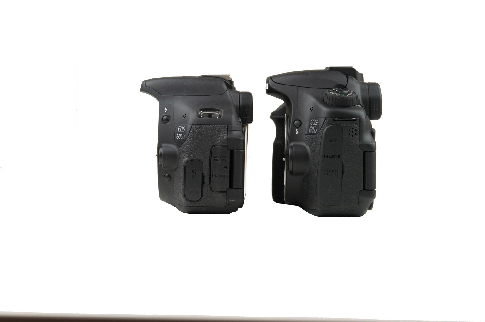 Canon eos 600d evolutie of een tussendoortje de for Housse canon eos 600d