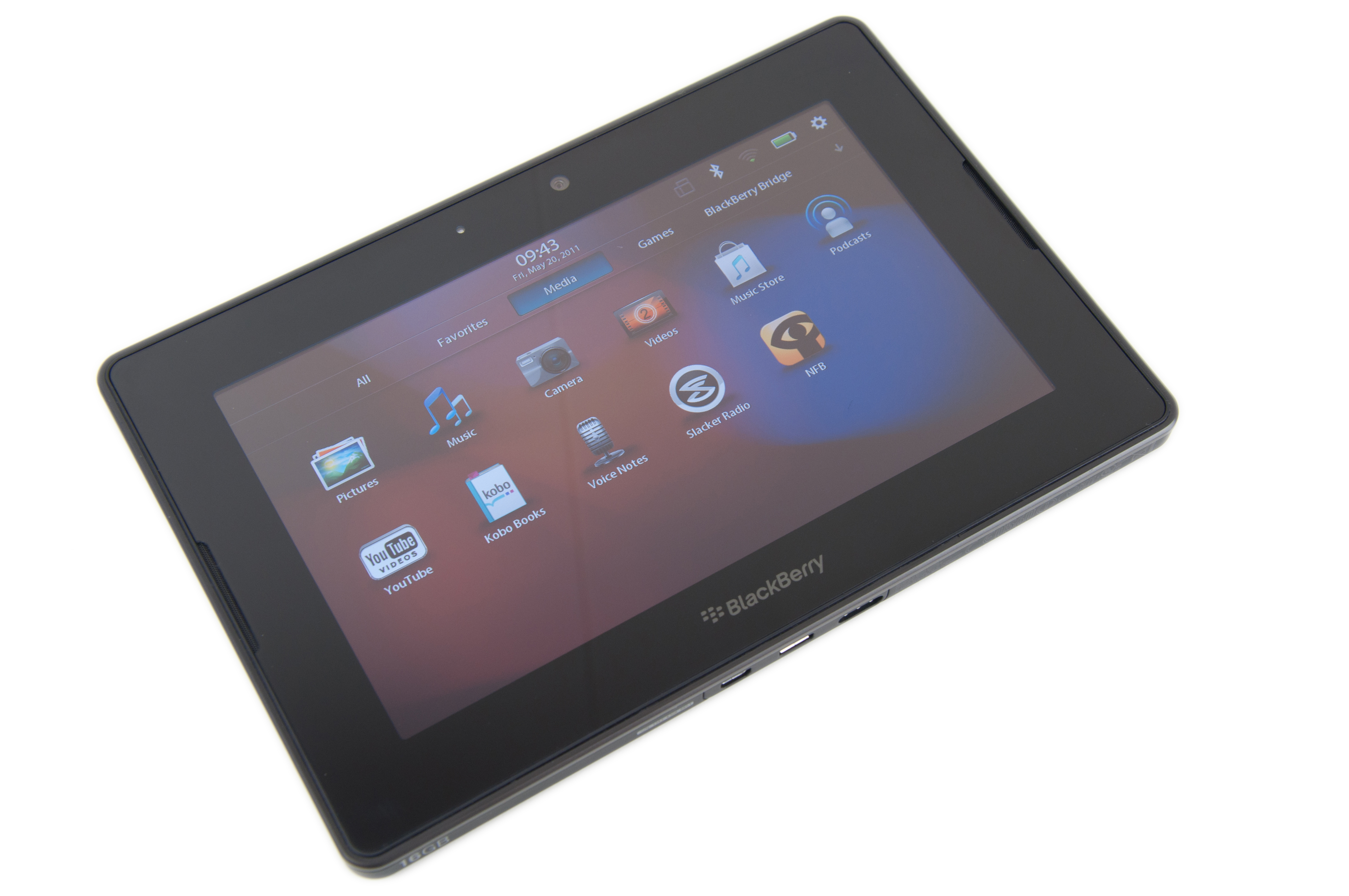 Blackberry playbook 16gb zwart   smggm   userreviews   tweakers